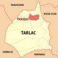 Ph locator tarlac paniqui.png