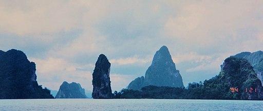 Phang-nga Bay 攀牙灣 - panoramio