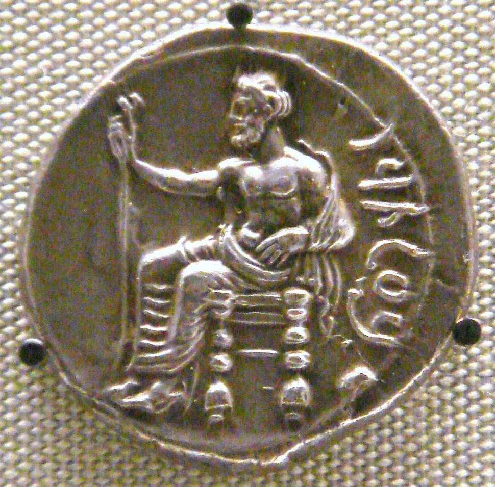 Pharnabazus silver stater as Satrap of Cilicia 379 374 BC