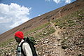 Philmont Scout Ranch Baldy Mountain descent.jpg