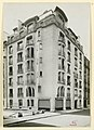Photograph, Photograph of Apartment Building Designed by Hector Guimard (No. 4), 1911 (CH 18387423-2).jpg