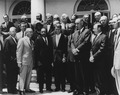 Photograph of White House Meeting with Civil Rights Leaders. June 22, 1963 - NARA - 194190 (no border).tif