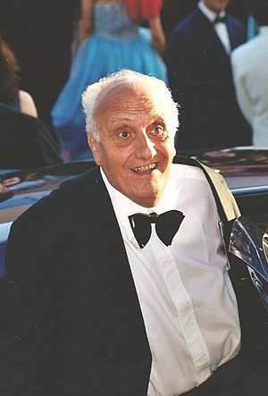 Pierre Tchernia - Tchernia at the 2001 Cannes Film Festival