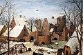 Pieter bruegel il vecchio, censimento di betlemme, 1566, 10.JPG