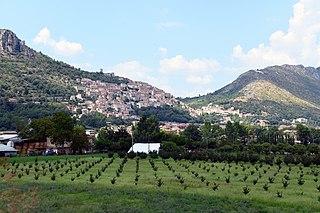 Pietravairano Comune in Campania, Italy