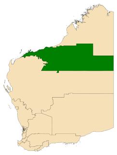 Electoral district of Pilbara state electoral district of Western Australia