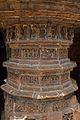 Pillar - Vishnu Mandir - Bansberia Royal Estate - Hooghly - 2013-05-19 7363.JPG