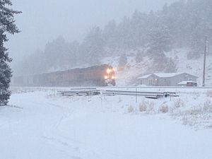 Pinecliffe, Colorado - Image: Pinecliffe, CO1