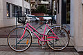 Pink Bicycle - Toulouse - 2013-01-15.jpg