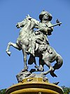Pioneer Monument by Frederick William MacMonnies - DSC01379.JPG