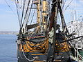 Pirate Ship in harbor.JPG