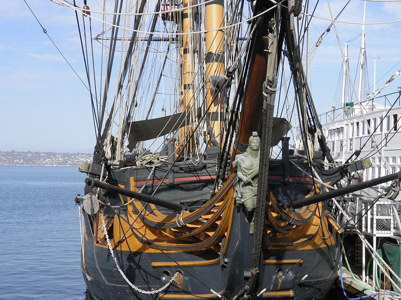 File:Pirate Ship in harbor.JPG