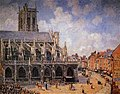 Pissarro - the-church-of-st-jacques-in-dieppe-morning-sun-1901.jpg