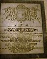 Pistoia, duomo, tomba del vescovo giovan battista rossi.JPG