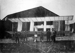 Jacques-Théodore Saconney - Saconney kite 1910.