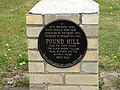 Plaque for Pound Hill - geograph.org.uk - 1482303.jpg