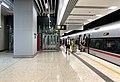 Platform 4 of HK West Kowloon Station (20180929094505).jpg