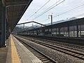 Platform of Shin-Iwakuni Station 2.jpg
