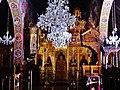 Platres Kloster Trooditissa Katholikon Innen Ikonostase 1.jpg