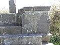 Plouescat (29) Calvaire-autel de Kergoal 07.JPG