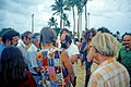 Poet and activist Allen Ginsberg with the protestors - Miami Beach, Florida 2.jpg