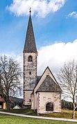 Poggersdorf Eiersdorf Filialkirche hl. Ruprecht W-Ansicht 03012019 5800.jpg