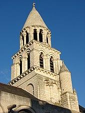 Eglise Notre Dame La Grande De Poitiers Wikipedia