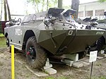Polish Army's FUG armoured reconnaissance carrier (Hungarian-made).jpg