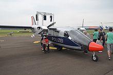 hessens erstes polizeiflugzeug eine vulcanair p68 observer - Polizei Bewerbung Hessen