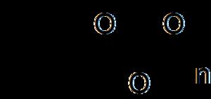 Polypropylene carbonate - Image: Polypropylene Carbonate 1