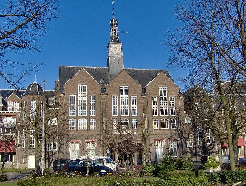 Poortgebouw Leiden