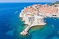 Porporela beach in Dubrovnik, Croatia (48613169822).jpg
