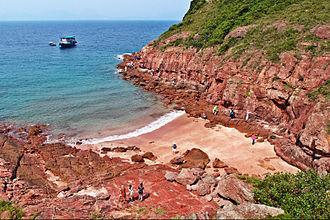Chek Chau - Port Island