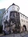 Porta Praetoria in Regensburg (Ruine).jpg