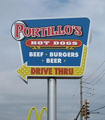 Portillo S Hot Dogs Crestwood Il