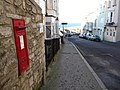 Portland, postbox No. DT5 32, Fortuneswell - geograph.org.uk - 1093092.jpg