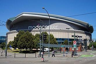 Moda Center - Moda Center at the Rose Quarter