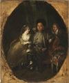Porträtt af kinesen Afock (Elias Martin) - Nationalmuseum - 32832.tif