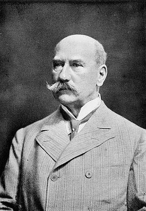 Henry Brackenbury - Portrait of Henry Brackenbury, by F. B. Ciolina, 1904