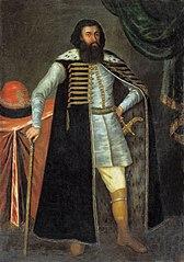 Portrait of Ivan Repnin