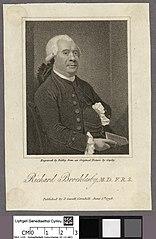 Richard Brocklesby, M.D., F.R.S