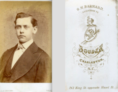 Portrait of young man by G N Barnard of King Steet in Charleston South Carolina.png