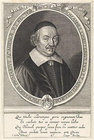 Johannes Christenius