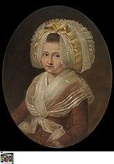 Portret van Maria van Speybrouck