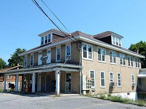 Barnesville, Pennsylvania - Post Office in Barnesville.