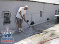 Power Washing a Commercial Flat Roof Prior to the Application of a Roof Coating.jpg