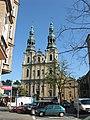 Poznań - Kościół Bernardynów pw. św. Franciszka Serafickiego, ul. Garbary 22 - MF-IMG 1512.jpg