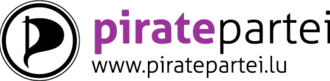 Pirate Party of Luxembourg - Image: Ppluxembourg logo