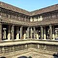 Prasat Angkor Wat, Siem Reap, Cambodia - panoramio (6).jpg