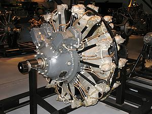 Pratt & Whitney R-2000 Twin Wasp - A preserved R-2000 Twin Wasp